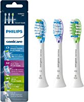 Genuine Philips Sonicare toothbrush head : C3 Premium Plaque Control, G3 Premium Gum Care & W3 Premium White, HX9073/65,...